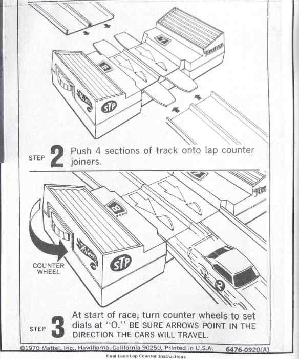 Steps 2 & 3.